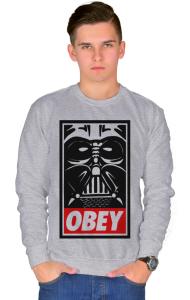 Свитшот Дарт Вейдер ОБЕЙ | Darth Vader OBEY