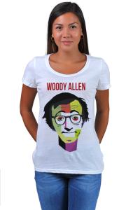 Футболка Вуди Аллен   Woody Allen