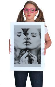 Постер Лана Дель Рей | Lana Del Ray