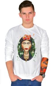 Свитшот Фрида Кало   Frida Kahlo
