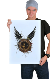 Постер Гарри Поттер и Проклятое дитя   Harry Potter and the Cursed Child