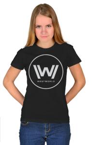 Футболка Западный Мир | Westworld