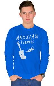 Свитшот Мексиканские Похороны | Mexican Funeral