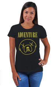 Футболка Приключения | Adventure