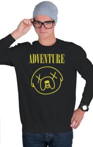 Свитшот Приключения | Adventure