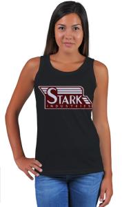 Футболка Старк Индастрис | Stark Industries