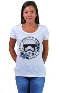 Футболка Штурмовик Олдскул | Stormtrooper Oldschool
