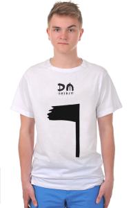 Футболка ДМ Спирит Лого   DM Spirit Logo
