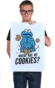 Постер Где моё печенье? | Where are my cookies?
