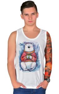 Футболка Белый Мишка | White Bear