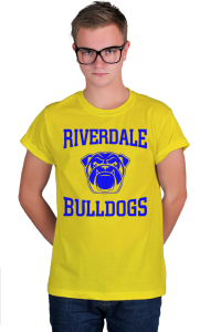 Футболка Бульдоги Ривердэйла | Riverdale Bulldogs