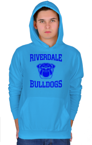 Худи Бульдоги Ривердэйла | Riverdale Bulldogs
