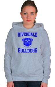 Худи Бульдоги Ривердэйла | Riverdale Bulldogs