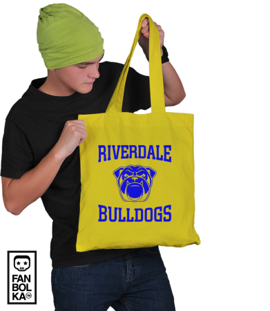 Сумка Бульдоги Ривердэйла | Riverdale Bulldogs