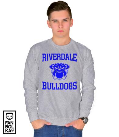 Свитшот Бульдоги Ривердэйла   Riverdale Bulldogs