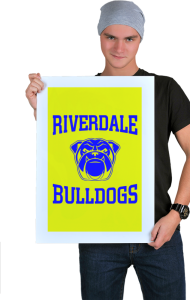 Постер Бульдоги Ривердэйла | Riverdale Bulldogs