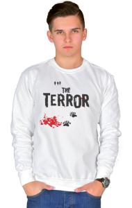 Свитшот Кровавый Террор   The Blood Terror