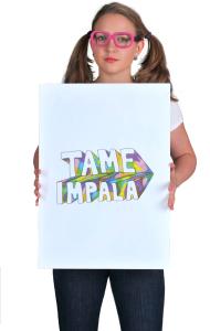 Постер Тэйм Импала Рисунок   Tame Impala Draw
