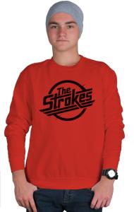 Свитшот Строукс   The Strokes