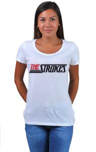 Футболка Зе Строукс Лого  | The Strokes Logo