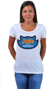 Футболка Джози и Кошечки | Josie and the Pussycats