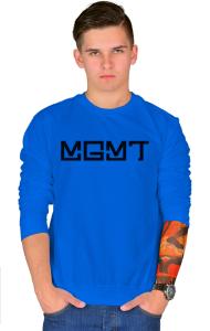 Свитшот Эм Джи Эм Ти Лого   MGMT Logo