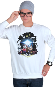 Свитшот Диппер и Мэйбл | Dipper and Mabel